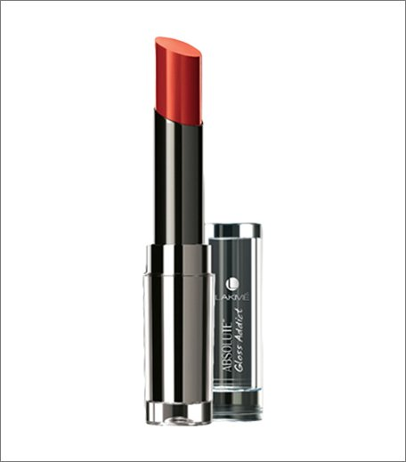 Must Have Lakme Lipsticks_Lakme Absolute Gloss Addict - Rustic Red_Hauterfly