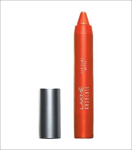 Must Have Lakme Lipsticks_Lakme Absolute Lip Tint Pout Matte - Tangerine Touch_Hauterfly