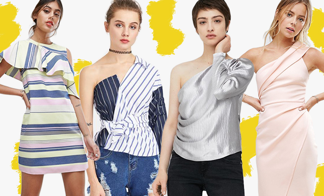 One Shoulder Tops_Featured_Hauterfly