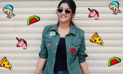 DIY Embroidered Patch Denim_Hauterfly