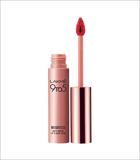 Pink Lipsticks For Indian Skin_Lakme 9 to 5_Hauterfly