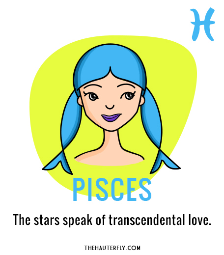 Pisces_Weekly Horoscope_July 10-16 2017_Hauterfly