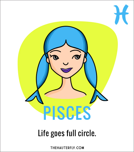 Pisces_Weekly Horoscope_July 31-Aug 6 2017_Hauterfly