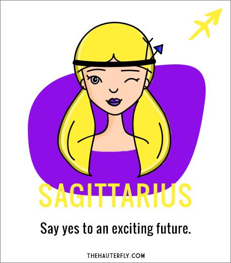 Weekly Horoscope_Sagittarius_July 17-23 2017_Hauterfly