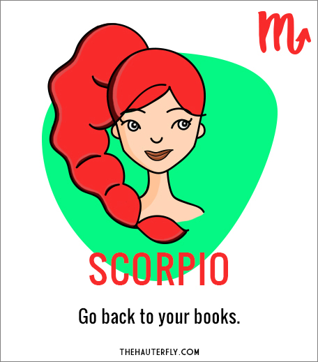 Weekly Horoscope_Scorpio_July 17-23 2017_Hauterfly