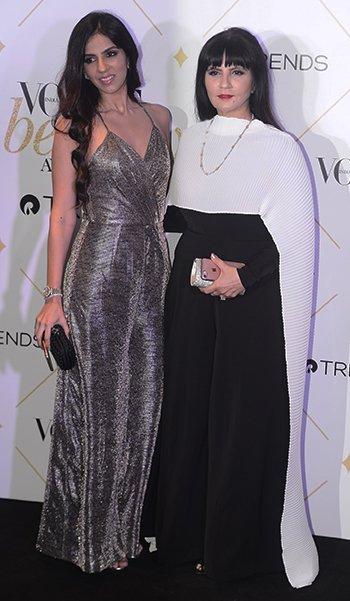 Vogue Beauty Awards_Neeta & Nishka Lulla_JHauterfly