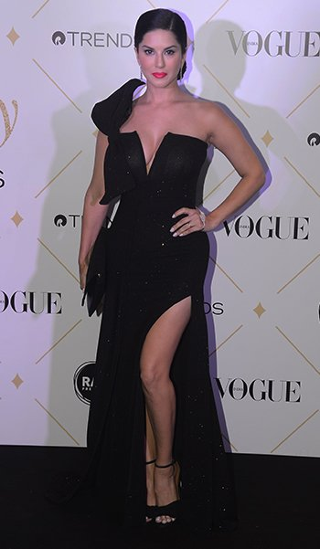 Vogue Beauty Awards_Sunny Leone_Hauterfly