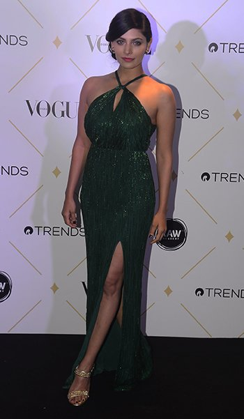 Vogue Beauty Awards_Saiyami Kher_Hauterfly