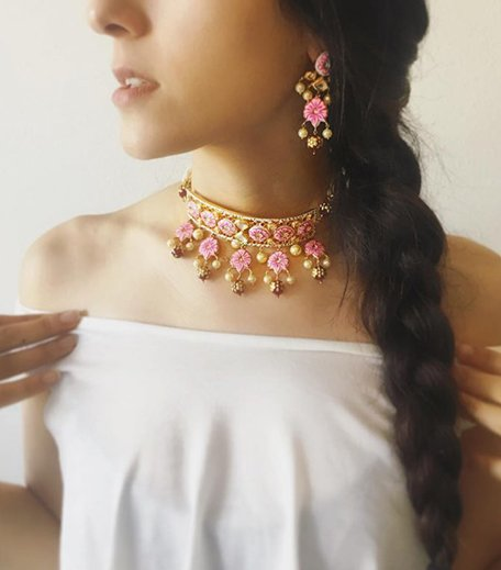 Jewellery For BFF Wedding_Natasha Arora_Hauterfly