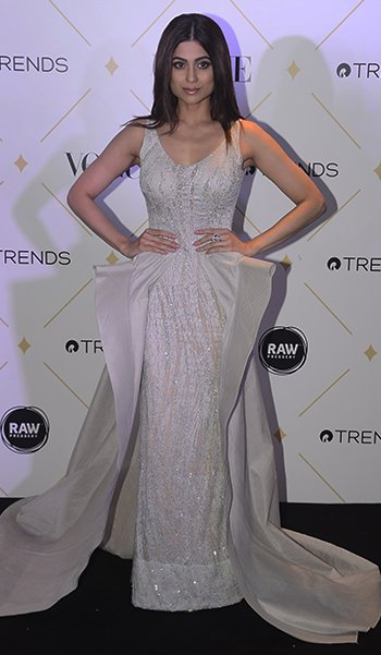 Vogue Beauty Awards_Shamita Shetty_Hauterfly
