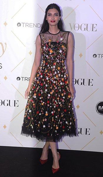 Vogue Beauty Awards_Diana Penty_Hauterfly