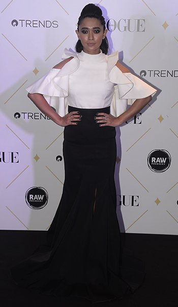 Vogue Beauty Awards_Sayani Gupta_Hauterfly