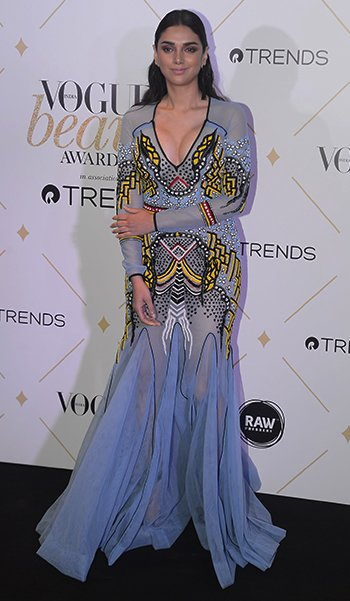 Vogue Beauty Awards_Aditi Rao Hydari_Hauterfly