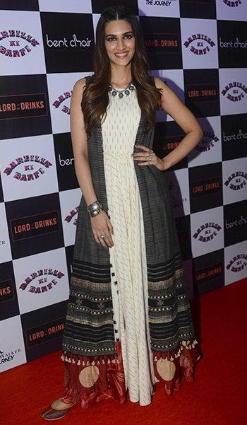 Kriti Sanon in Label by Anushree_Kriti Sanon desi style_Hauterfly