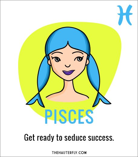 Pisces Horoscope_Hauterfly