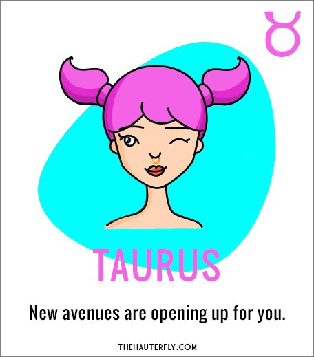 Taurus Horoscope_Hauterfly