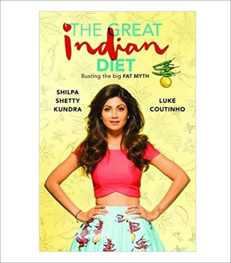 Shilpa Shetty The Great Indian Diet_Hauterfly