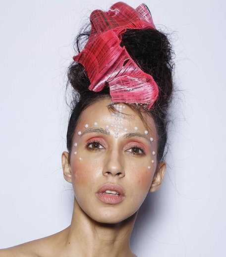 lfw_Manish Arora_makeup