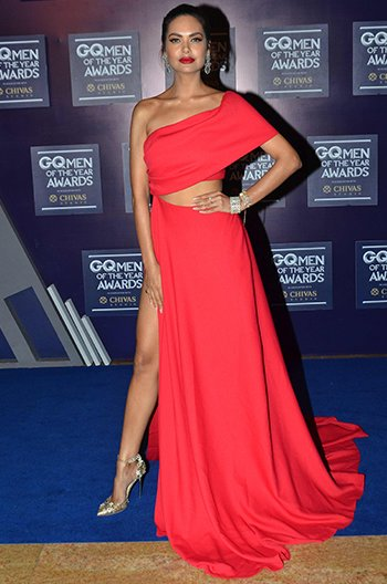 GQ Awards_Esha_Gupta
