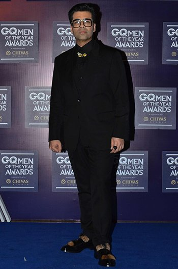 GQ Awards_Karan Johar
