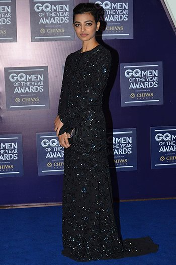 GQ Awards_Radhika_Apte