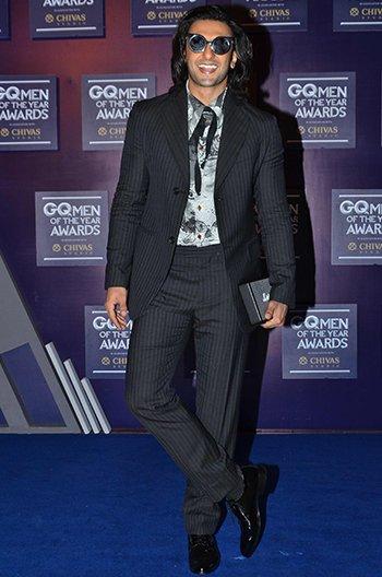GQ Awards_Ranveer_Singh