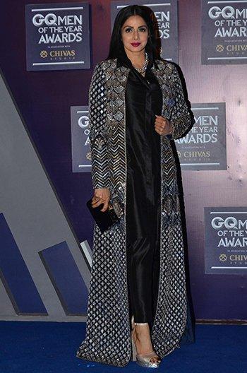 GQ Awards_Sridevi