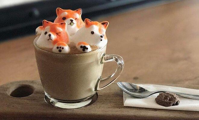 3D Latte On Instagram_Hauterfly