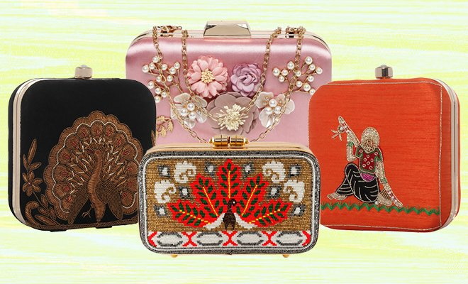 Clutches for Diwali_Hauterfly