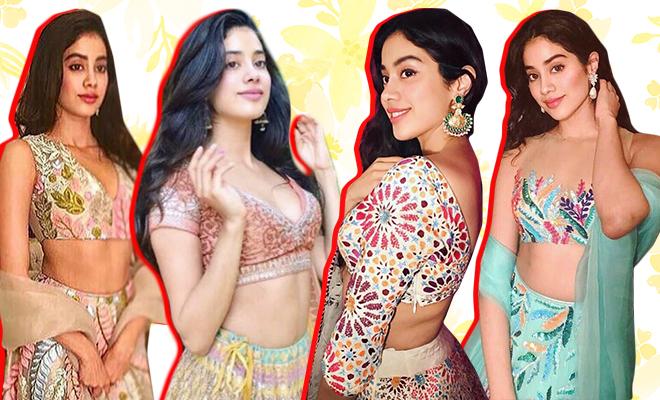 Jhanvi Kapoor Ethnic Style_Hauterfly