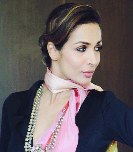 Malaika Arora Khan makeup