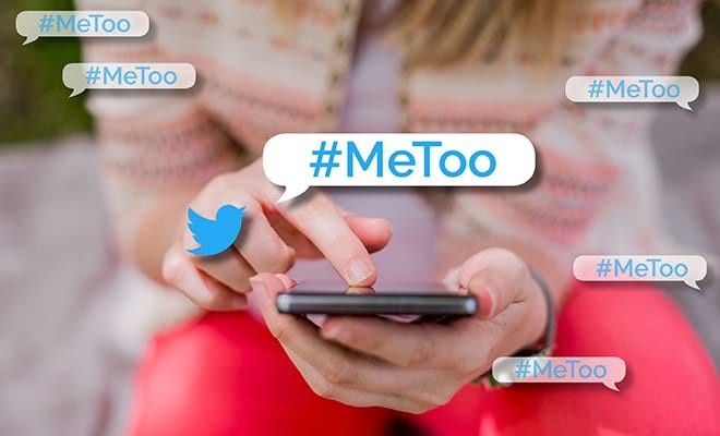 MeToo Twitter Sexual Harassment Campaign