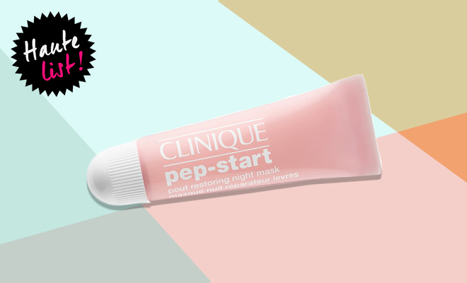 Clinique Pep Start Pout Restoring Mask Review_Hauterfly