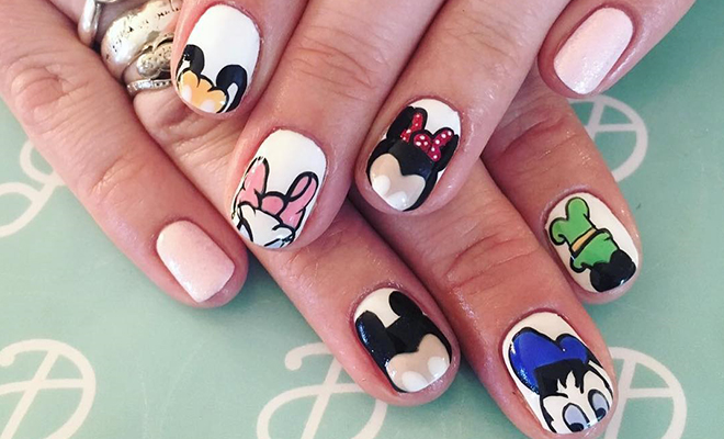 Disney Nail Art_Featured_Hauterfly