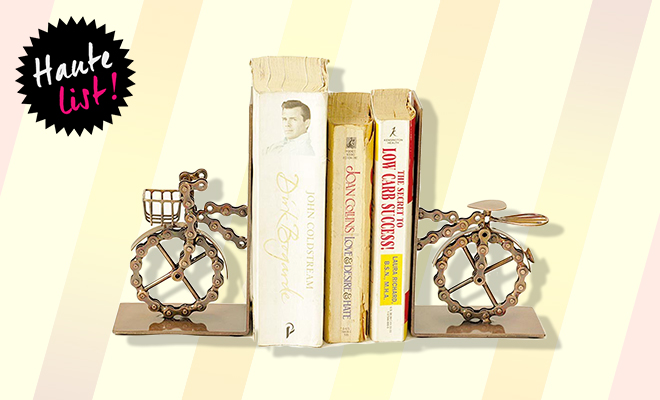 Recycle Chain Bookend_Featured_Hauterfly