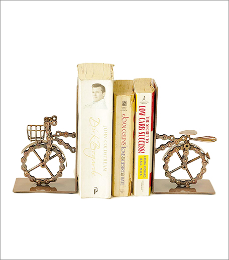 Recycle Chain Bookend_Inpost_Hauterfly