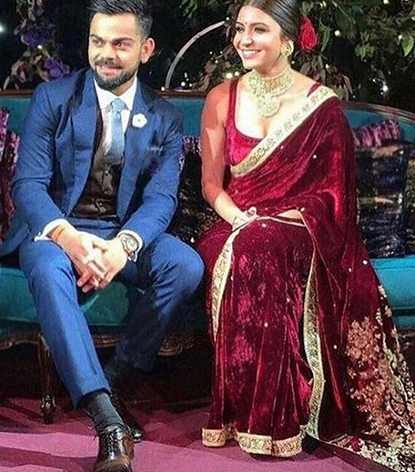 Virat Anushka Wedding Pictures_Hauterfly