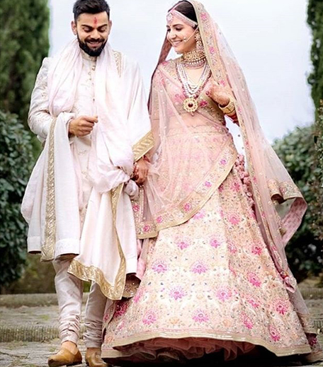 Virat Anushka Wedding Pictures_Hauterfly
