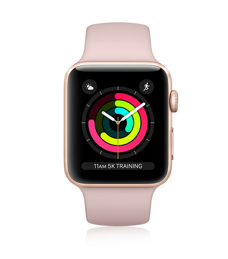 Apple Watch Series 3 Review_Inpost_Hauterfly