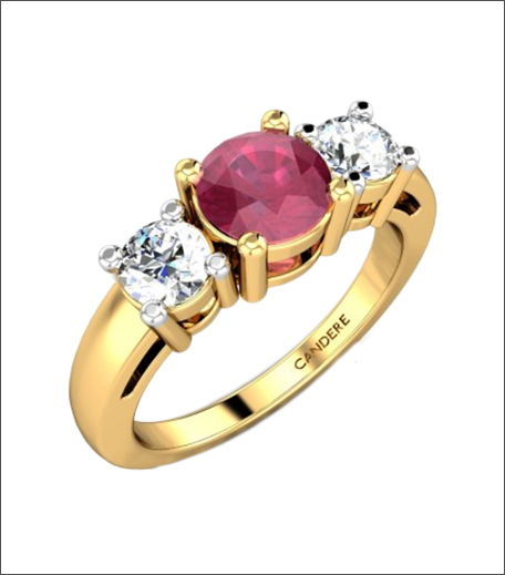 Coloured Gemstones Trend_Engagement Rings 2017_Hauterfly