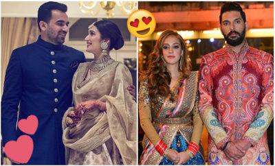 Cricketers Marrying Bollywood Actresses_Hauterfly