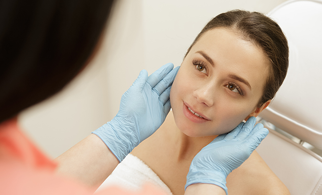 visit the dermatologist