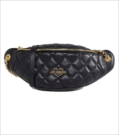 Love Moschino Quilted Bum Bag_Inpost