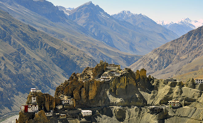 Lahaul Spiti - Solo Travel