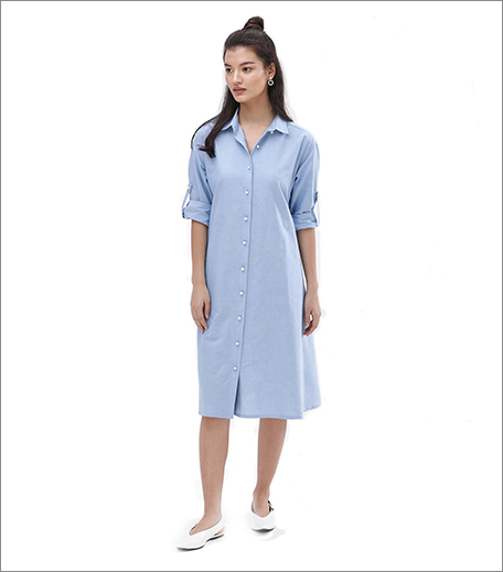 koovs shirt dress