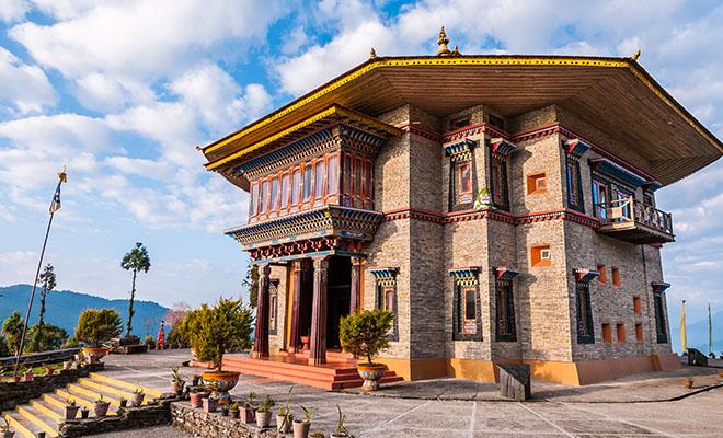 Sikkim - Solo Travel