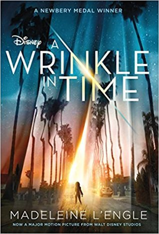 Books To Watch Before Movies - A Wrinkle in Time