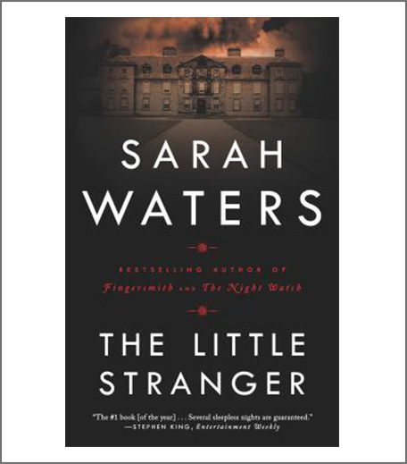 Books To Watch Before Movies - The Little Stranger
