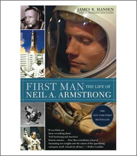 Books To Watch Before Movies - First Man