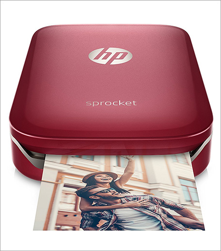 Valentines Day Gifts For Him - HP sprocket printer